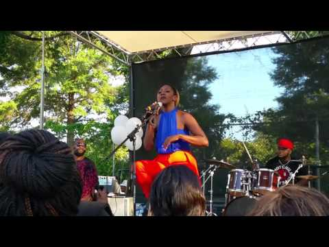 Leandria Johnson Better Days Preachers of Atlanta Block Party