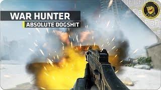 War Hunter: Absolute Dogshit (War Hunter Gameplay)
