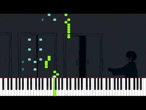 Yoh Kamiyama - YELLOW | Piano Cover + Sheet Music (4k)