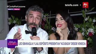 Lali, Sbaraglia y Gonzalo Tobal adelantan