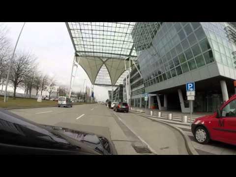 Munchen airport, ski vakantie