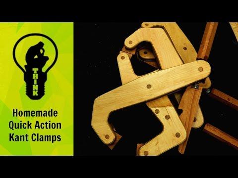 DIY - Wood Clamps