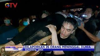 Bus Pariwisata Masuk Jurang di Sumedang, 26 Orang Meninggal - BIP 11/03