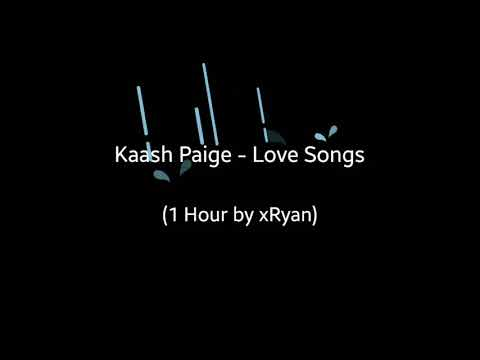 Kaash Paige - Love Songs (1 HOUR)