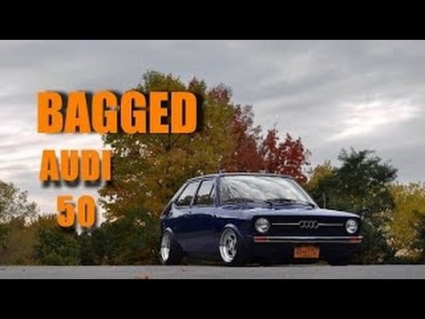 1977 Audi 50 GLS | Bagged