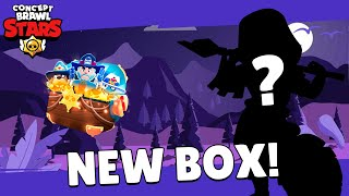 Brawl Stars: Brawl Talk! New Box, Club Quests, Club Tag, and MORE! - Concept Edit!