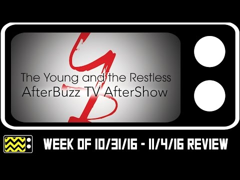 The Young & The Restless for October 31st - November 4th, 2016 Review & AfterShow | AfterBuzz TV