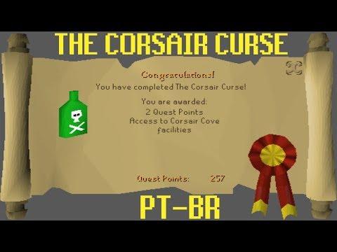 OSRS] The Corsair Curse PT-BR 2019 - YouTube