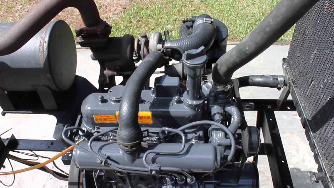 kubota d1105 turbo diesel engine 017
