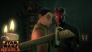 Star Wars Rebels: Visions and Voices Preview 2