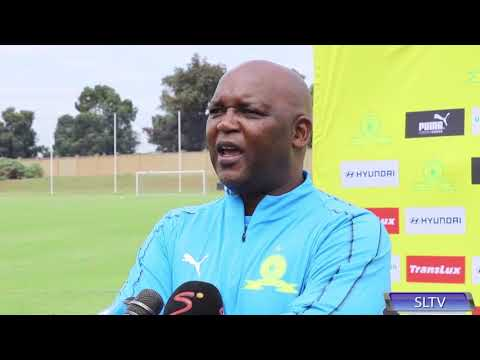 Pitso Mosimane Talks About Al Ahly Preparations