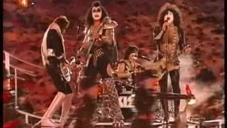 RTL news: Olympic Games closing Item with KISS