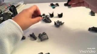 How to build Lego Atom from Real Steel