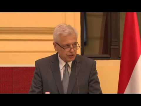 Kocziszky György beszéde / Gazdasági konferencia 2/2 - 2014.07.17.
