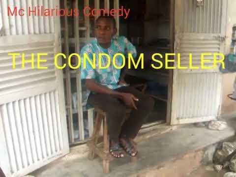 The Condom Seller (Mc Hilarious Comedy)