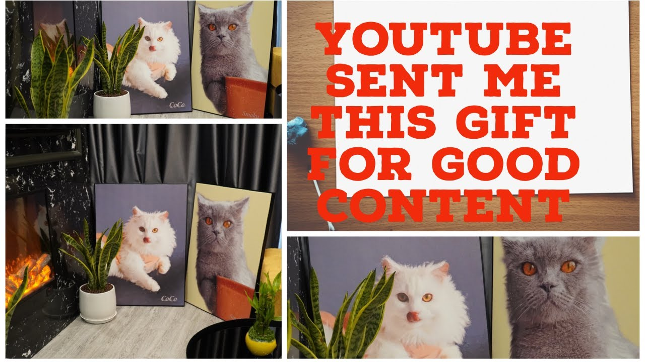 YOUTUBE SEND ME THIS GIFT