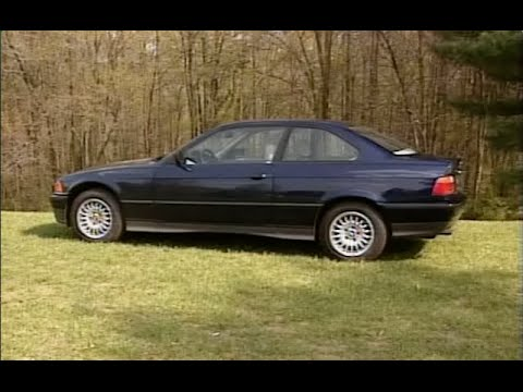motorweek retro review 39 92 bmw e36 325is coupe youtube. Black Bedroom Furniture Sets. Home Design Ideas