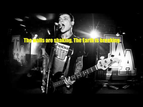 The Amity Affliction  - This Could Be Heartbreak [LYRICS ON SCREEN]