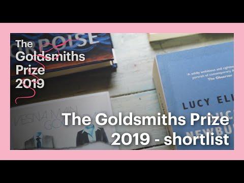 The Goldsmiths Prize 2019 - Shortlist