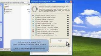 Réparer la connectivité réseau sous Windows XP, Vista ou Seven