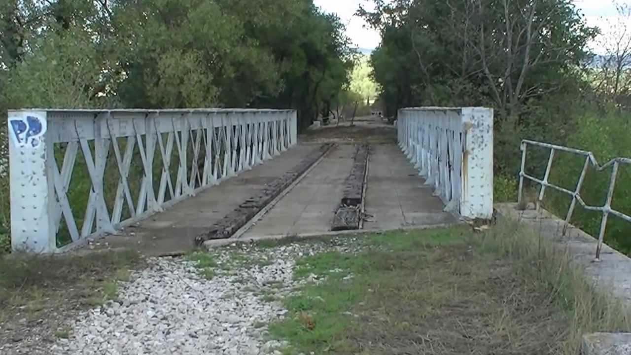 Trains en France Ancienne ligne de chemin de fer de