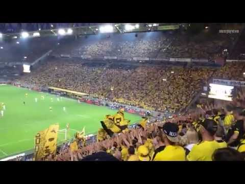 Borussia Dortmund - Wolfsberger AC | 5:0 Europa League | 06.08.2015
