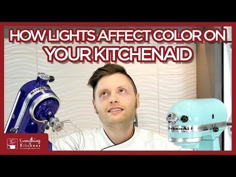 KitchenAid Mixer Colors - Mixer Color Comparisons