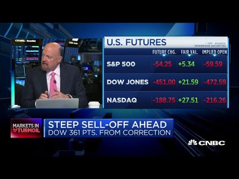Jim Cramer explains three traits investors should look for in stocks amid sell-off