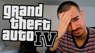 DAS PECH GEHT WEITER !! GTA 4 : Let's Play #25 [FACECAM]
