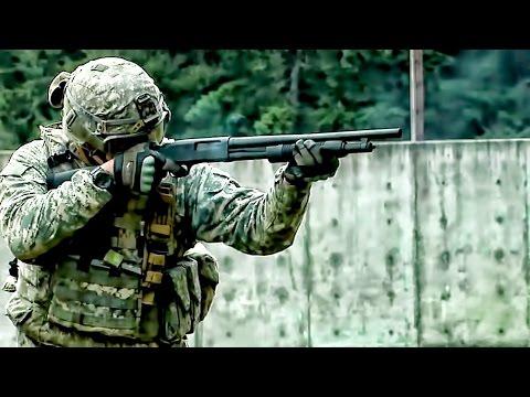 U.S. Military Firing Shotguns • M1014 JSCS & Mossberg 500