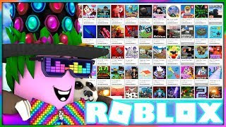 PLAYING ROBLOX GAMES (ENDED) | Come Join Us | ROBLOX STREAM WITH VIEWERS