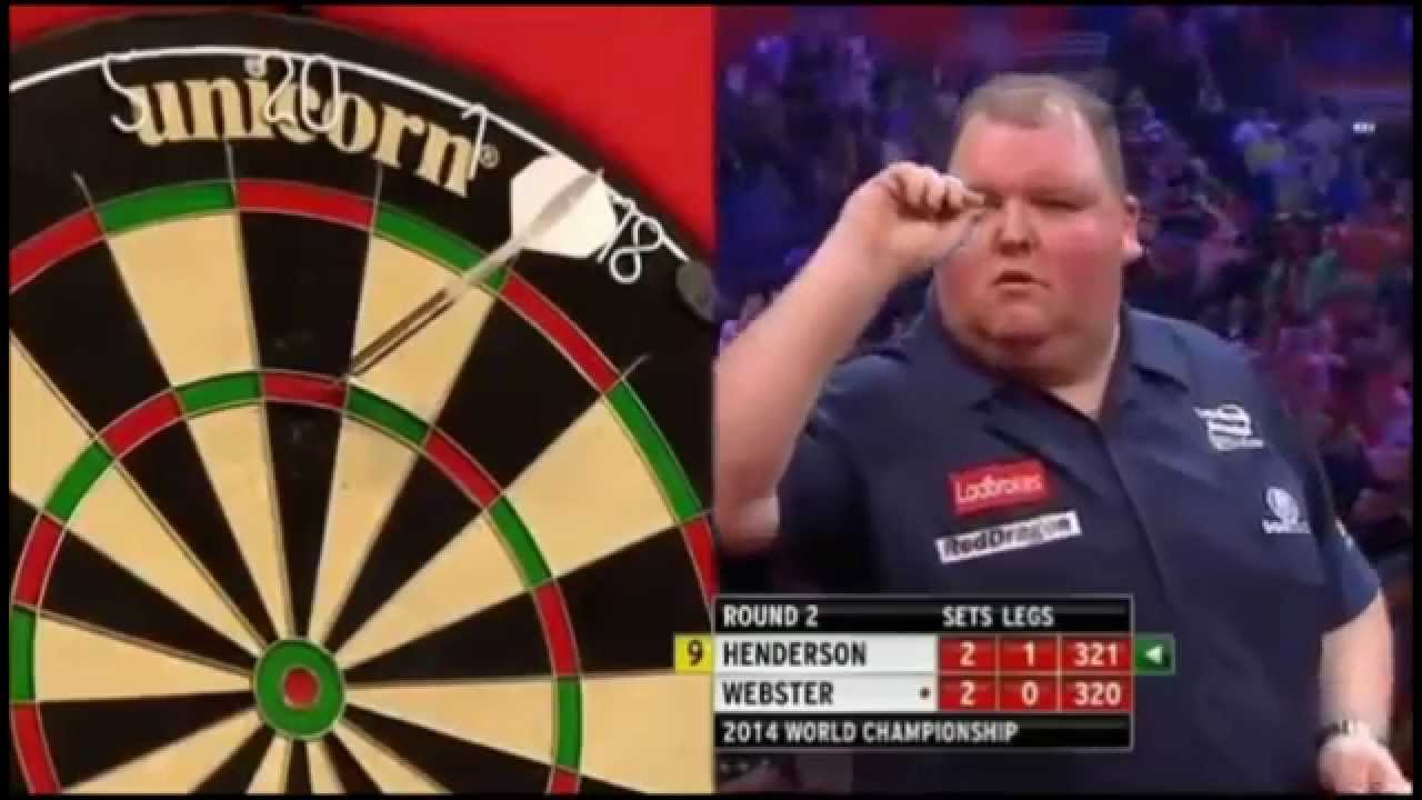 9 Dart Finish