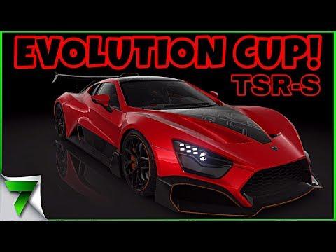 ZENVO TSR-S & TS1 GT EVOLUTION CUP!! | CSR Racing 2
