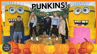 Cutest Couples at the Pumpkin Patch