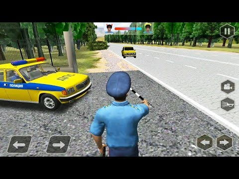 Traffic Cop Simulator 3D #5 New Vehicles - Police Traffic -