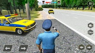 Traffic Cop Simulator 3D #5 New Vehicles - Police Traffic - Android Gameplay