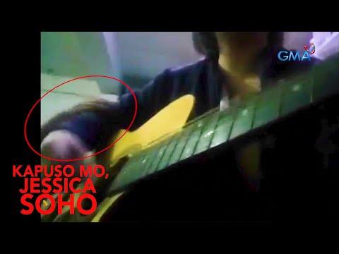 Kapuso Mo, Jessica Soho: BABAENG NAGGIGITARA, BIGLA NA LANG KINALABIT NG MISTERYOSONG KAMAY?!