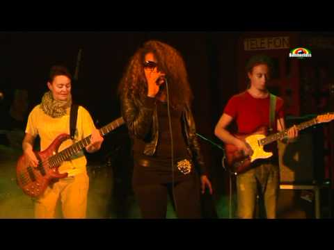 "MARLENE JOHNSON & RIDDIMZZ TEAM ""Iron Skirt""- Live @ Brzeg 2012"