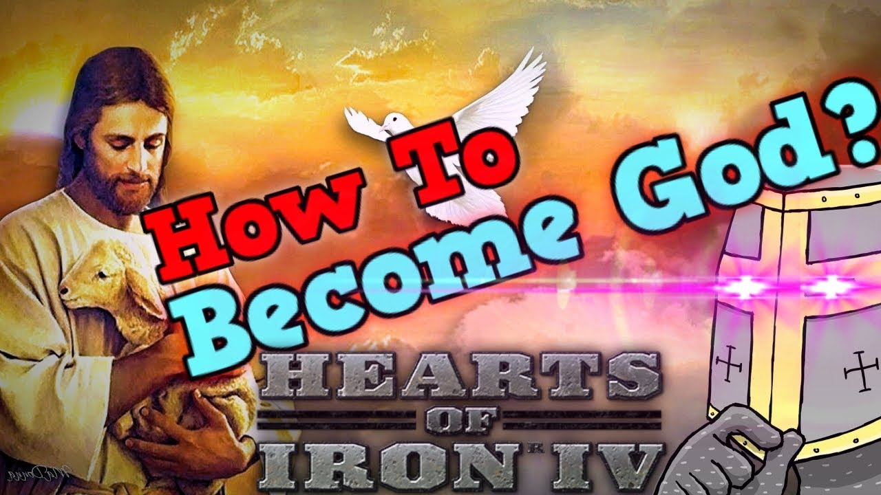 How To BECOME GOD In Hearts Of Iron 4 - 100 Stat Man HOI4