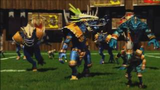 BloodBowl (Xbox 360) Game Intro