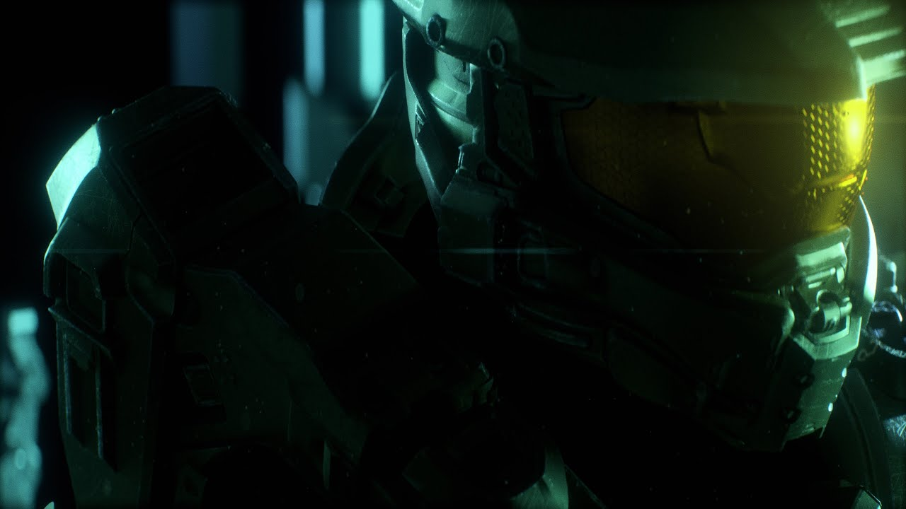 Wake Up, John | Halo: The Master Chief Collection - Halo 4
