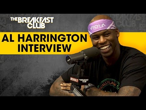 Al Harrington Talks Cannabis Business, BIG3 + More