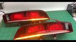Audi R8 Blinker