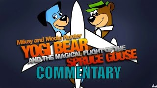 Yogi Bear and the Magical Flight of the Spruce Goose Review Commentary