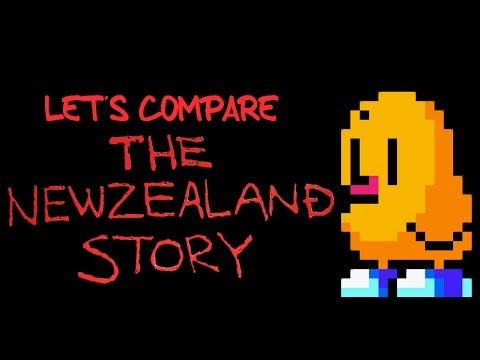 Let's Compare ( The Newzealand Story )