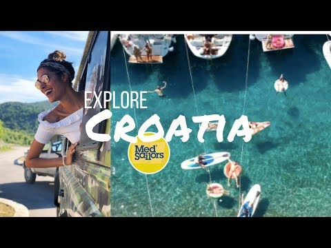 SAILING CROATIA WITH MEDSAILORS | Travel Diary