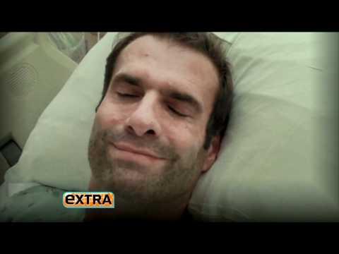 "Jerry Penacoli of ""Extra"" Shares His Struggles with Melanoma"