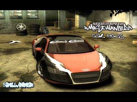 ☆♕[MOD] NFS Most Wanted | Audi Le Mans Quattro Concept (Tuning & Drive) [German/PC]♕☆