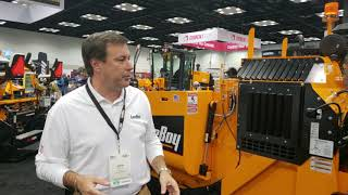 Video still for LeeBoy Showcases 8520 Paver at World of Asphalt