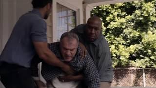 Драка Липа с отцом Сиерры || Смешные, крутые моменты сериала Бесстыжие